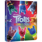 Exclusivité Zavvi - Steelbook Trolls World Tour