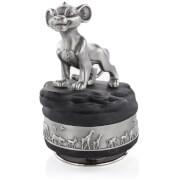 Figurine Simba Le Roi Lion en étain Disney - Royal Selangor