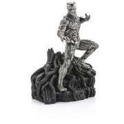 Royal Selangor Marvel Black Panther Pewter Figurine - Limited Edition