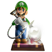 First 4 Figures Luigi's Mansion Collectors Edition 25cm PVC Figures - Luigi and Polterpup