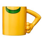 Meta Merch Disney Pluto Arm Mug