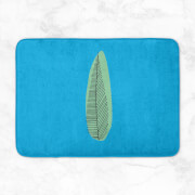 Leaf Bath Mat