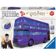 Ravensburger Harry Potter Knight Bus 3D Jigsaw Puzzle (216 Pieces)