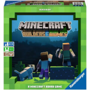 Ravensburger Minecraft Builders and Biomes Board Game