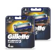 Fusion5 Men's ProGlide Razor Blades (8 Pack) - 6 Month Bundle