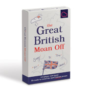 Image of The Great British Moan Off Card Game
