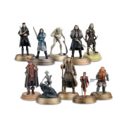 The Hobbit Collector's Complete Set of 11 Figures