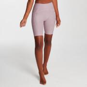 Ženske kolesarske kratke hlače Composure – svetlo rožnate