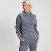 Sweat à capuche délavé MP Raw Training pour femmes – Galaxie