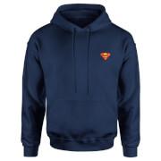 DC Superman Unisex Hoodie - Navy