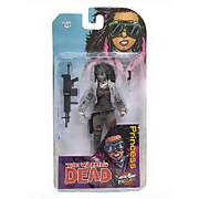 Skybound Walking Dead Princess Figure (Bloody and B&W Variant)