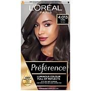 L'Oréal Paris Préférence Infinia Hair Dye (Various Shades) - 4.01 Paris Natural Dark Brown