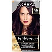 L'Oréal Paris Préférence Infinia Hair Dye (Various Shades) - 4.26 Burgundy