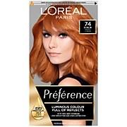 L'Oréal Paris Préférence Infinia Hair Dye (Various Shades) - 74 Mango Intense Copper