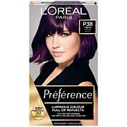 L'Oréal Paris Préférence Infinia Hair Dye (Various Shades) - P38 Violet Vendetta