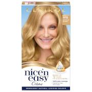 Clairol Nice' n Easy Crème Natural Looking Oil Infused Permanent Hair Dye 177ml (Various Shades) - 9PB Light Pale Blonde