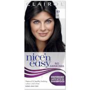Clairol Nice'n Easy Semi-Permanent Hair Dye with No Ammonia (Various Shades) - 83 Black фото
