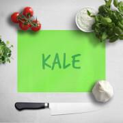 Kale Chopping Board