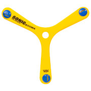 Wicked Vision Sonic Booma Flying Sports Toy - Yellow