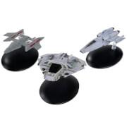 Eaglemoss Star Trek Vehicle Die Cast Replicas - Assortment