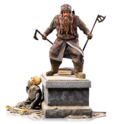 Statuette Deluxe Gimli à l'échelle 1/10 BDS Art Scale Le Seigneur des anneaux 21cm - Iron Studios