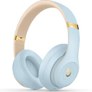 Beats By Dr. Dre Studio3 Bluetooth Wireless On-Ear Headphones - Crystal Blue