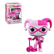 DC Comics BC Awareness Harley Quinn Pop! Vinyl Figur