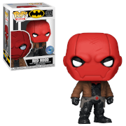 PIAB EXC DC Comics Red Hood Jason Todd Pop! Vinyl Figure