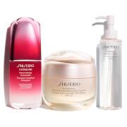 Купить Shiseido Hydrate, Protect & Wrinkle-Smooth Bundle
