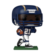 NFL Legends Los Angeles Chargers LaDainian Tomlinson Funko Pop! Vinyl