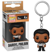 The Office Darryl Funko Pop! Keychain