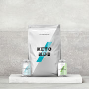 Keto Starter Kit - Strawberry and Vanilla