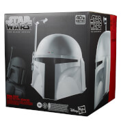 Casco electrónico Boba Fett (Armadura Prototipo) - Star Wars The Black Series