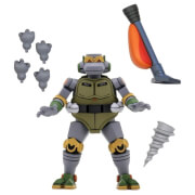 NECA Teenage Mutant Ninja Turtles Cartoon Metalhead Ultimate 7 Inch Scale Action Figure