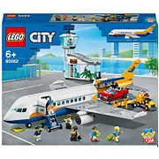 LEGO City: Airport Passenger Airplane & Terminal Toy (60262)