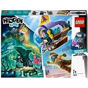 LEGO Hidden Side: J.B.'s Submarine (70433)