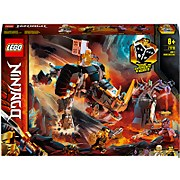 LEGO NINJAGO: Zane's Mino Creature Board Game 2in1 Set (71719)