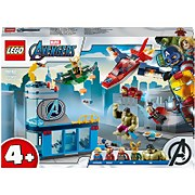 LEGO Super Heroes: Avengers Wrath of Loki (76152)