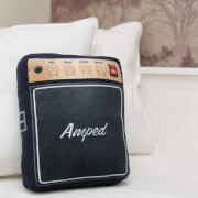 Cushion with 'The Riff' Sound