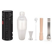 Stainless Steel 5 Piece Cocktail Set