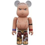 Medicom New Japan Pro-Wrestling Kazuchika Okada Be@rbrick! 100% Figure