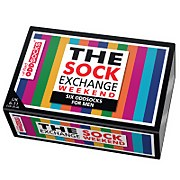 United Oddsocks Men's The Sock Exchange Weekend Gift Set