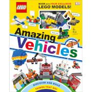 DK Books LEGO Amazing Vehicles Hardback