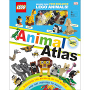 DK Books LEGO Animal Atlas Hardback