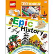 DK Books LEGO Epic History Hardback