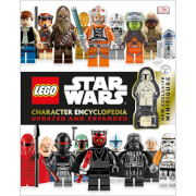 DK Books LEGO Star Wars Character Encyclopaedia, Updated and Expanded Hardback