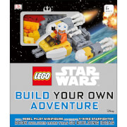 DK Books LEGO Star Wars Build Your Own Adventure Hardback