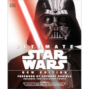DK Books Ultimate Star Wars New Edition Hardback