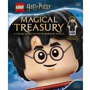 DK Books LEGO Harry Potter Magical Treasury (with Exclusive LEGO Minifigure) Hardback