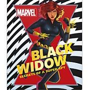 DK Books Marvel Black Widow Hardback